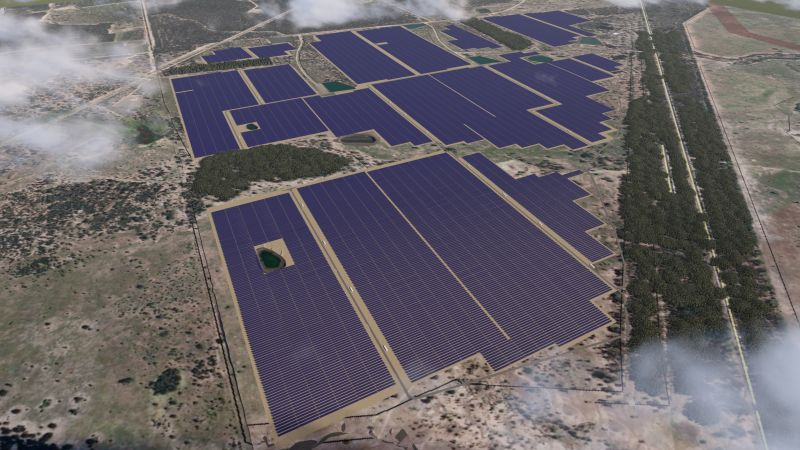 Gransolar Group will build 204 MWp at Edenvale Solar Park